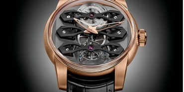 Girard-Perregaux Neo Tourbillon with Three Bridges