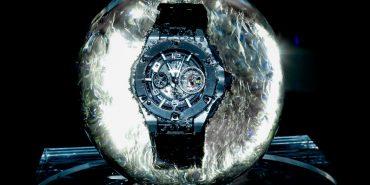 Hublot Big Bang Ferrari Titanium
