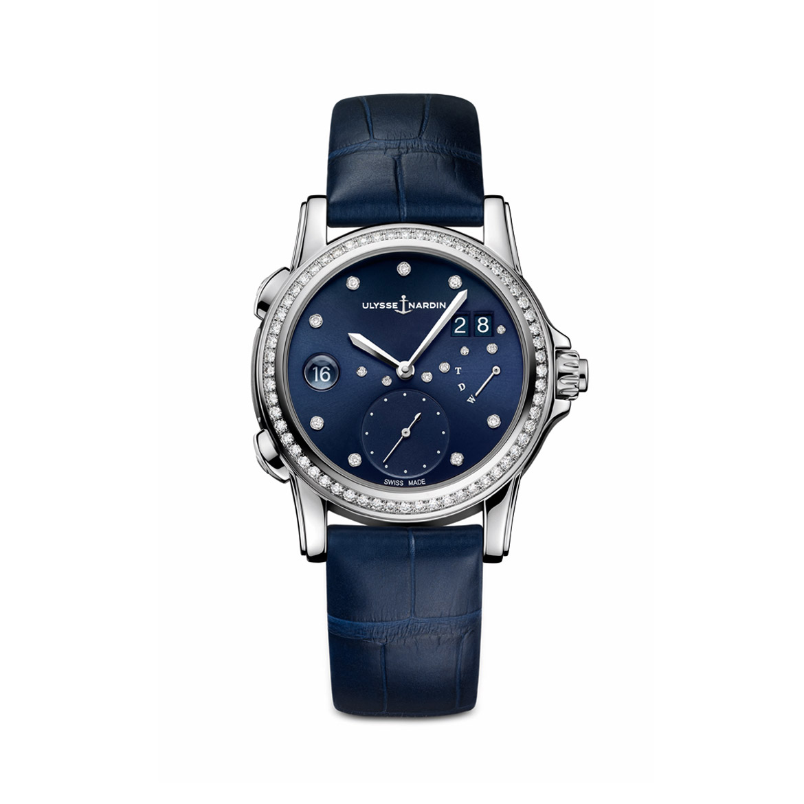 Classic Lady Dual Time image