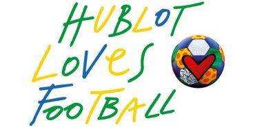 Hublot Loves Football The Official Timekeeper Official Watch FIFA World Cup 2014