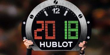 Hublot FIFA World Cup Official Referee Board