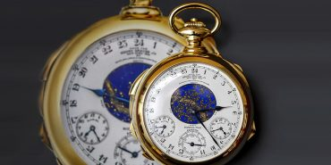 Patek Philippe Henry Graves Jr. Supercomplication pocket watch