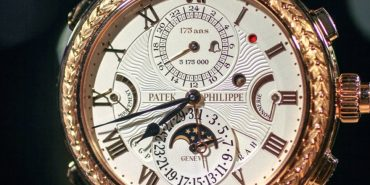 Patek Philippe Grandmaster Chime 5175