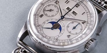 Patek Philippe Perpetual Calendar Chronograph 1518 Manual winding Chronograph Perpetual Calendar